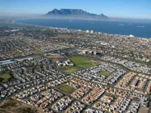 View of Sunningdale, Cape Town