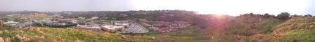 View of Constantia Kloof, Roodepoort