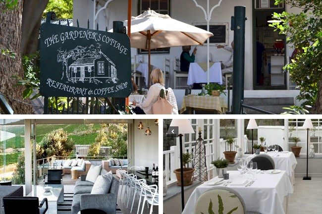 Restaurants in Cape Town Southern Suburbs
