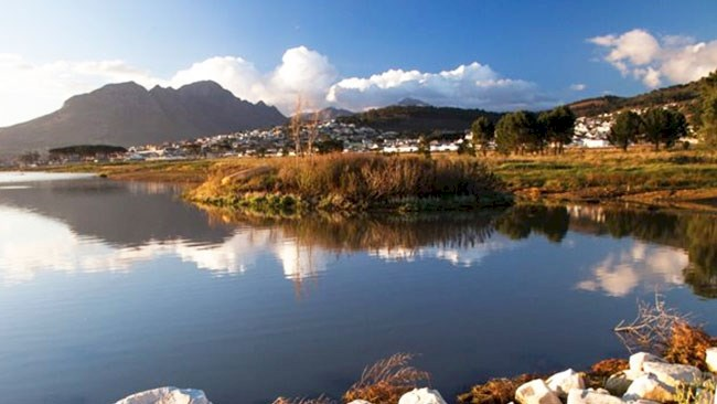 Lake in Somerset West