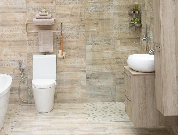 Bathroom trends 2016 - Artisanal Natural Bathroom