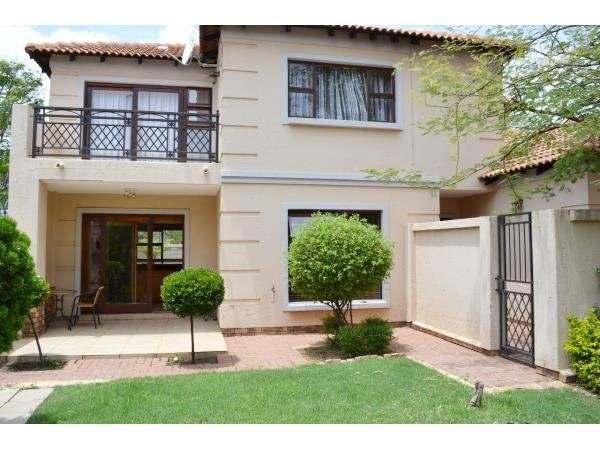 A home east of Pretoria