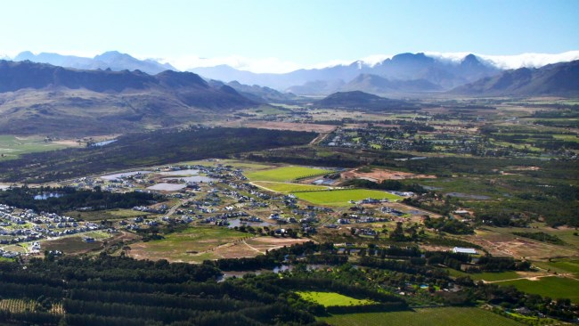 Val De Vie estate in Paarl and Franschhoek