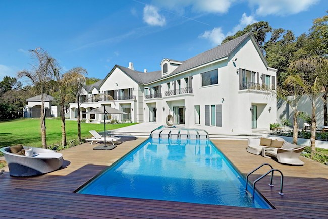House in Sandton