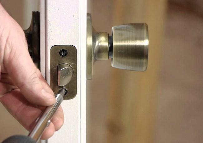 Installing new locks around the house