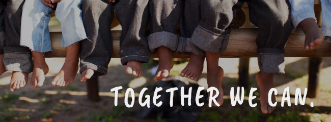 LIV Village children's feet photography