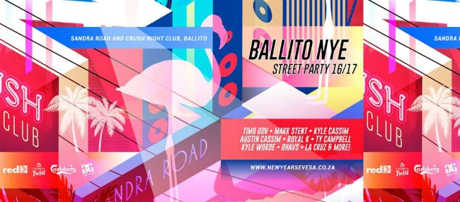 Ballito New Year's Eve Street Party