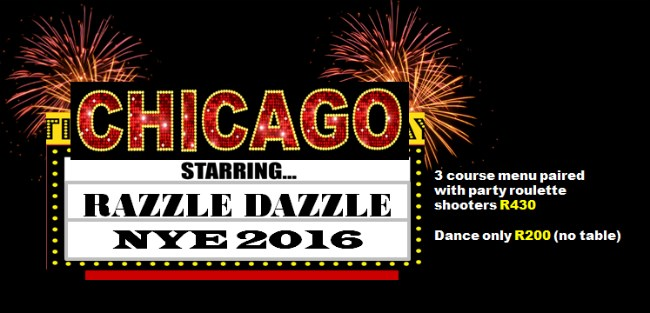 Razzle Dazzle NYE Party at Chicago Piano Bar