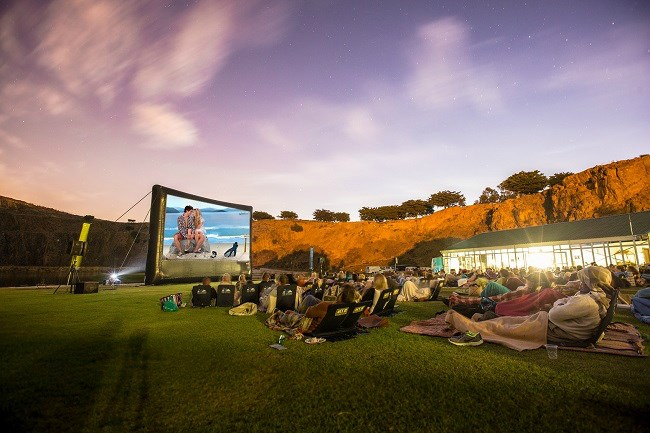Galileo Open Air Outdoor Cinema