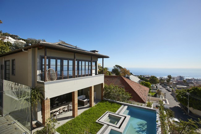four-bedroomed villa in Fresnaye