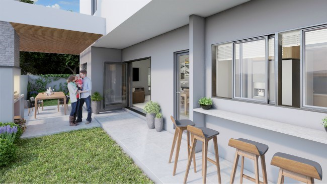 Bryanston's new exclusive development outside of the unit