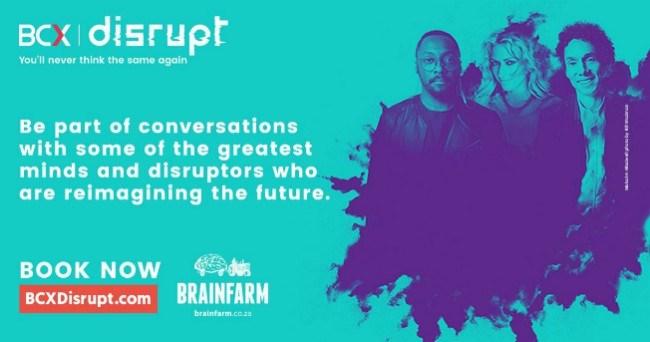 BCX Disrupt Summit