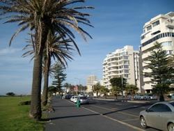 Sea Point Beach Road