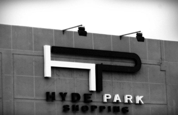 There are fabulous amenities right around the corner in Hyde Park