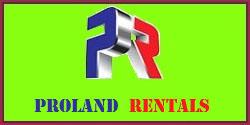 Proland Rentals
