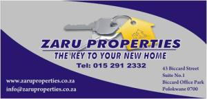 Zaru Properties