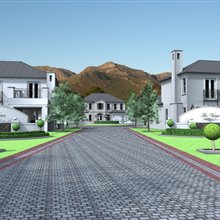Property in Paarl to Franschhoek