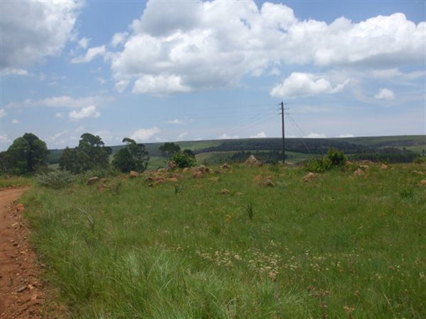 991 m² Land available in Dullstroom photo number 1