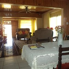 Main house consists of 3 bedrooms, lounge, dinning room, kitchen and a laundry. The outbuilding consists of 2 bedrooms, lounge, kitchen and bathroom...