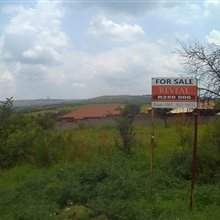 1100 m² land for sale in Fochville | T291713