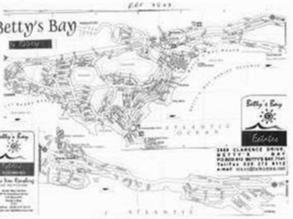 851 m² land available in Bettys Bay photo number 0
