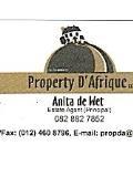 Anita de Wet