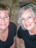 Judy and Marian