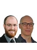 Chaim Bronstein and Greg Tatz