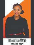 Tshego Mathe