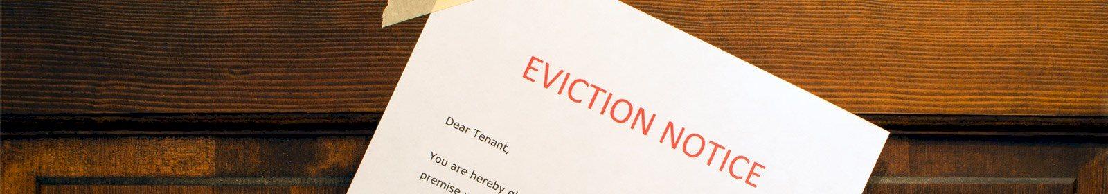 Unlawful evictions