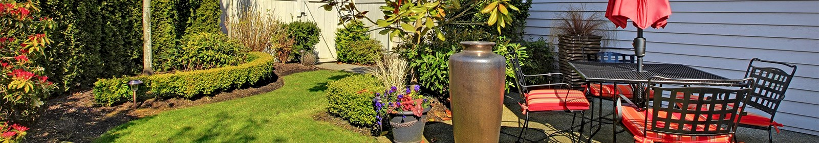 Refresh your tired outdoor space