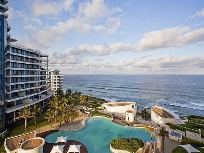 Flat in Umhlanga Rocks