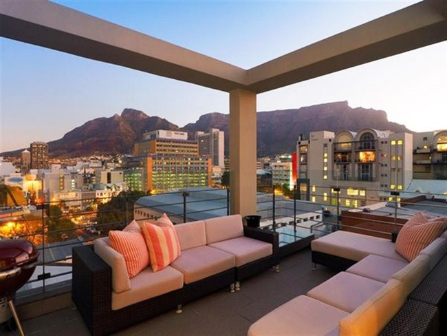 Penthouse in Cape Town