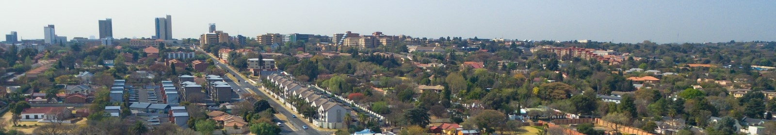 The ever-changing property market in Gauteng
