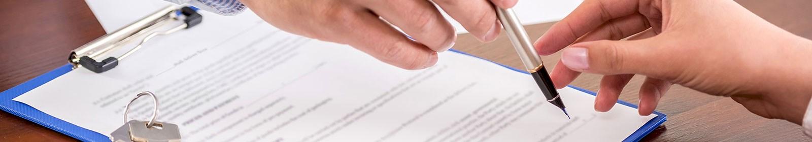 Sales agreements