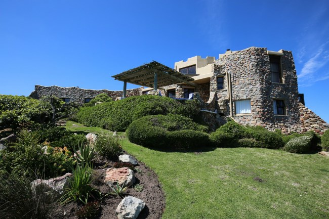 An image of a R75 million fairy tale property for sale in Plettenberg Bay.