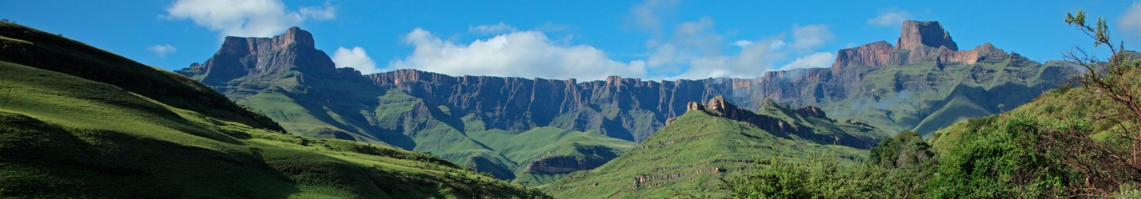 Property and area guide to the Drakensberg