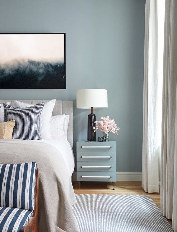 12 stylish paint colours for the bedroom | Private Property