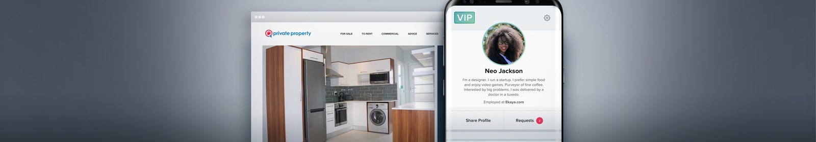 Tenants, stand out from the crowd with Ekaya VIP
