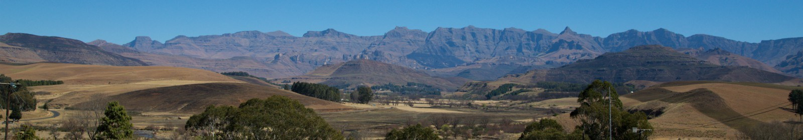 A guide to the Southern Drakensberg in KwaZulu Natal