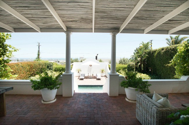The stunning Cape Dutch home on sale for R6.2 million.