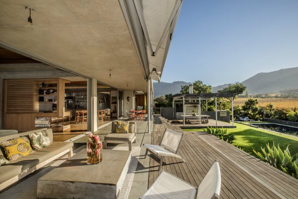 Views of Constantia