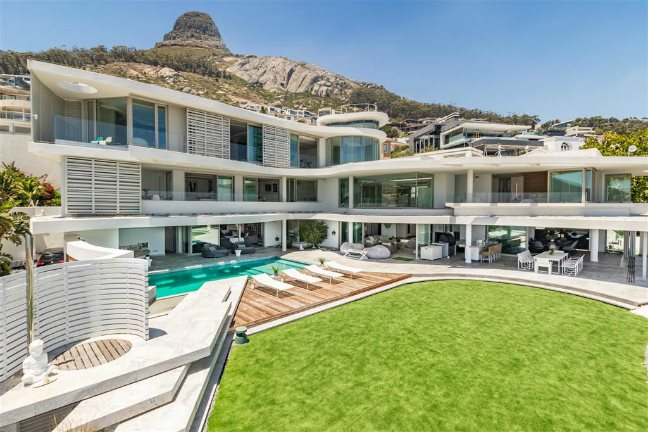 10 of the Most Expensive Houses in South Africa | Private Property