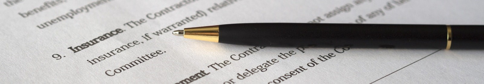 A template for lease agreements