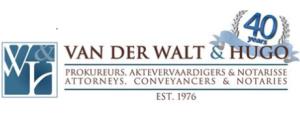 Van Der Walt & Hugo Inc