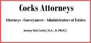 Cocks Attorneys
