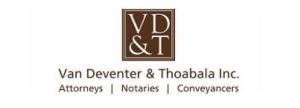 Van Deventer & Thoabala