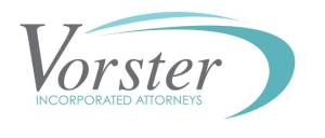 Vorster Incorporated Attorneys