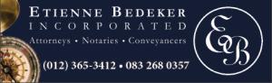 Etienne Bedeker Incorporated