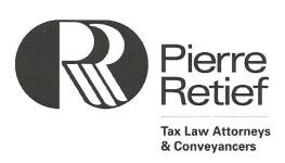 Pierre Retief Inc